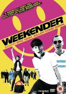 Weekender film starring Jack O'Connell and Henry Lloyd-Hughes. The story of a couple of hapless promoters in the vanguard of the rave scene, it's a pretty accurate account of the chaotic beginnings of what became a cultural and global phenomenon. With a cracking soundtrack from Boy's Own DJ Terry Farley, you'll be bouncing along.