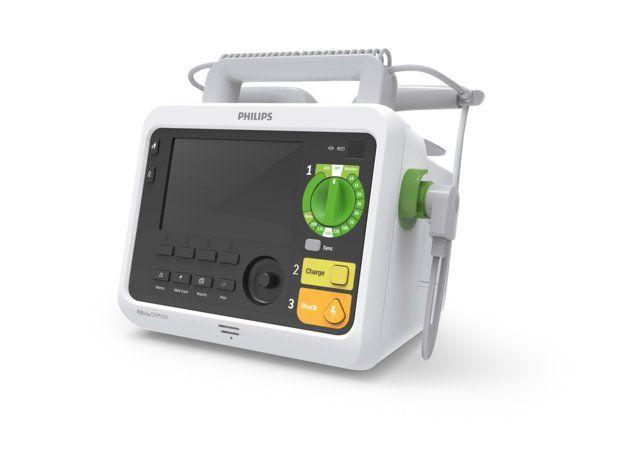 Philips Efficia Defibrillator Monitor