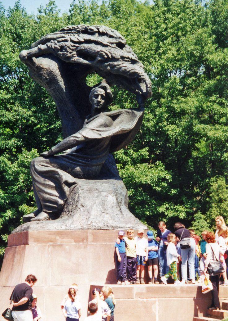 Chopin, Warsaw, Poland
