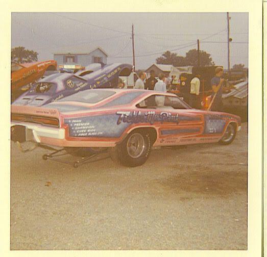 Funny Car Garage : Tickle me pink dodge charger funny car my dream garage