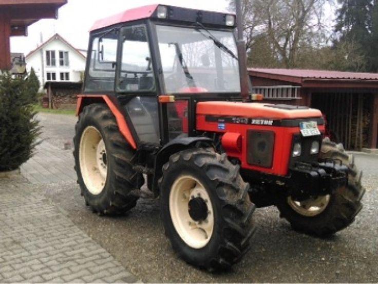 Zetor 7430 tractor