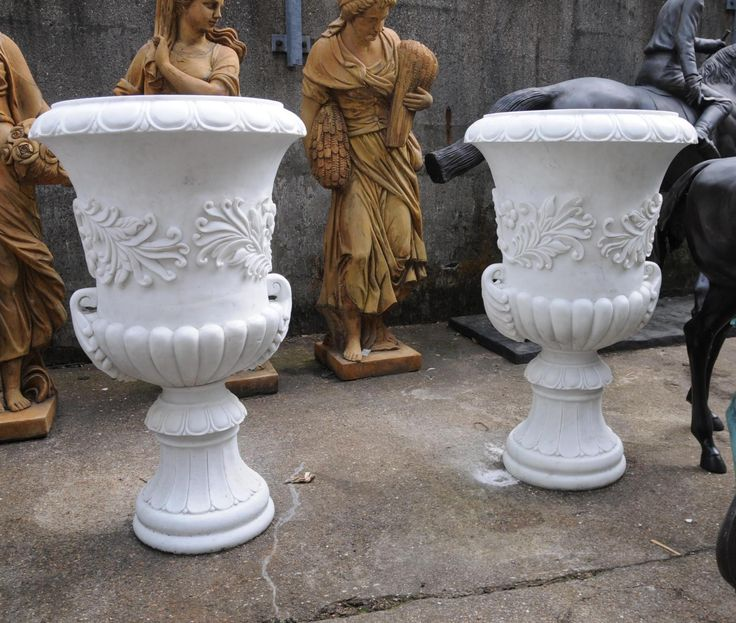 Fountains And Gardens   Statues, Bronzes, Marble
