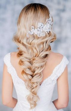 20 Beautiful and Bride-worthy Braids  | Wedding | Wedding ideas | Wedding dresses | Wedding photography | Wedding shoes | wedding bouquets