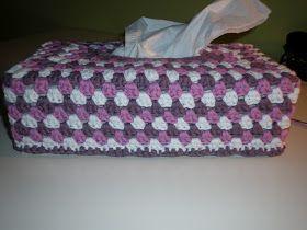 kristelshobbydagboek: patroon hoes voor zakdoekendoos (cover tissuebox)