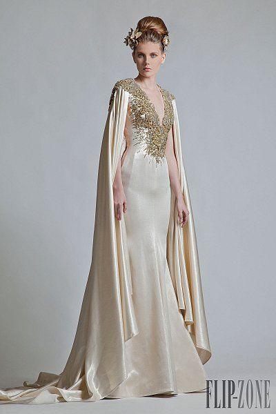 Krikor Jabotian Colección 2013 - Alta Costura