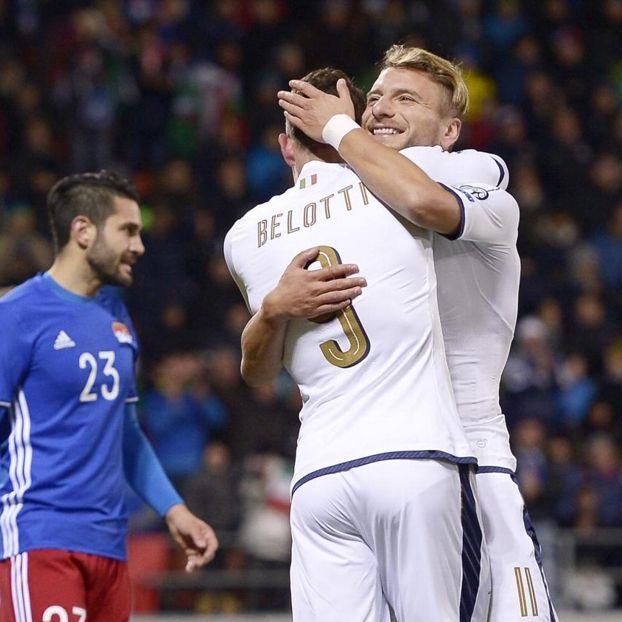 La nostra coppia da goal Andrea #Belotti e Ciro #Immobile
