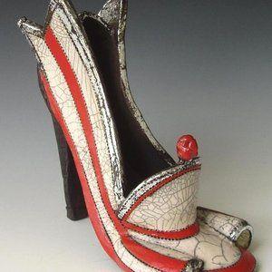 Fashion Emergency Shoe by Joanne Bedient