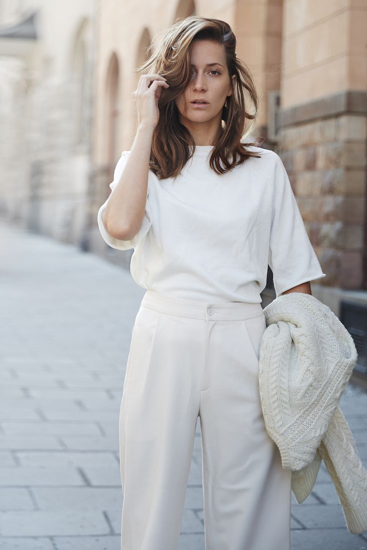 Summer White: Super Chic Outfit Ideas For Your Wardrobe