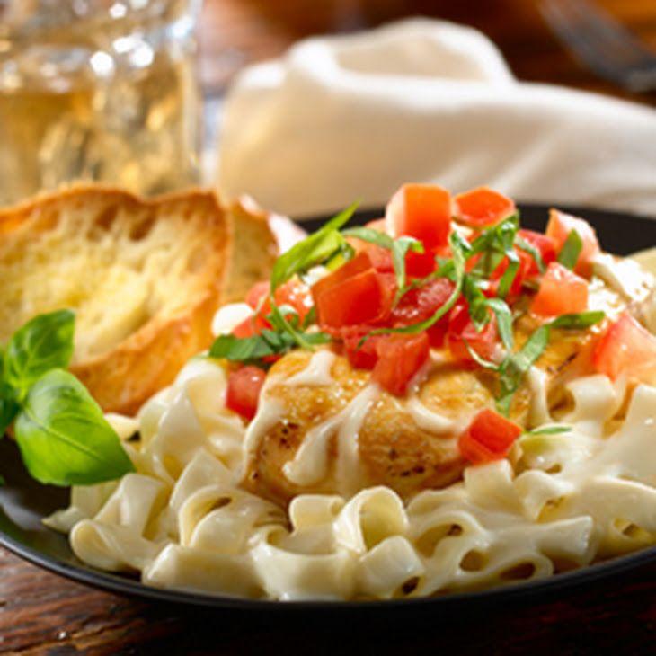Three Cheese Bruschetta Chicken Recipe Main Dishes With