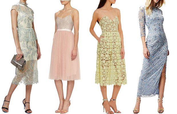 Wedding Guest Dresses for Spring/Summer 2016 | See more on www.onefabday.com