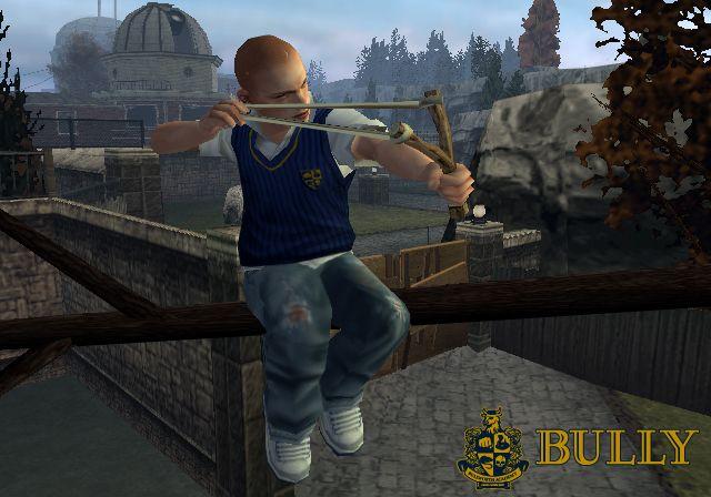 bully game -