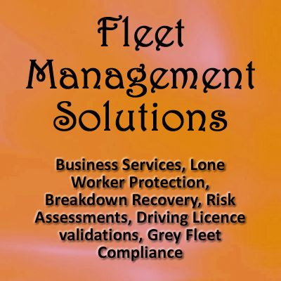 www.wow-a2z.com member 'Fleet  Management Solutions'. Lone Worker Protection, Breakdown Recovery, Risk Assessments, Driving Licence validations, Grey Fleet Compliance