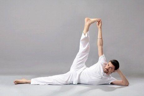 «Кундалини-йога» лечение наркозависимости.