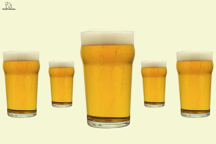 Pivska čaša - Pint