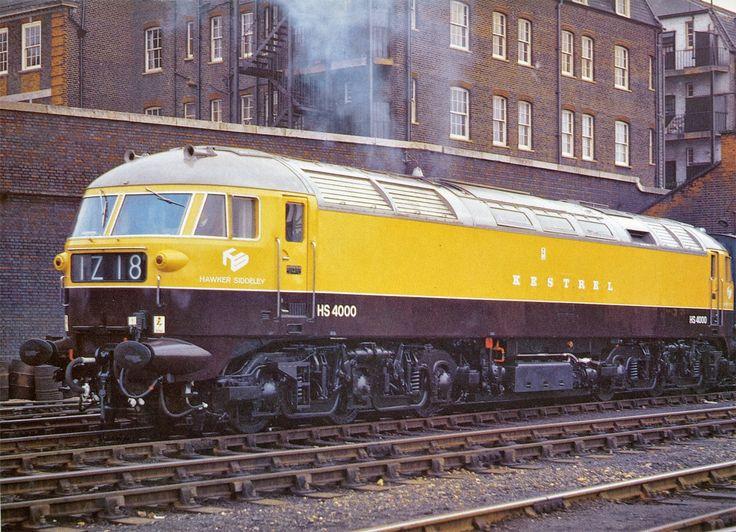Image result for kestrel locomotive