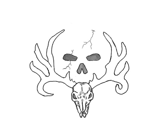 9 Best Images About Bone Collector On Pinterest Logos