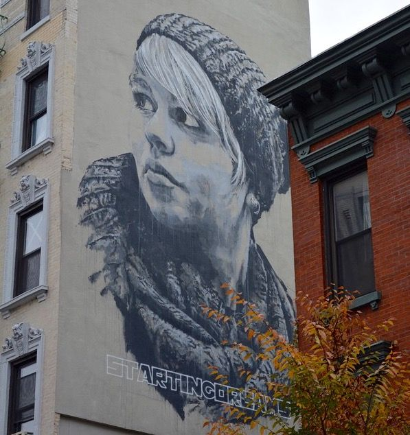 by Hendrik Beikirch, lower east side, New York City (LP)