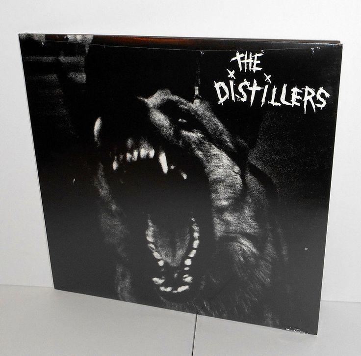 the DISTILLERS s/t Lp Record punk Vinyl SEALED , hellcat records , brody dalle #punkHardRockPunkNewWave