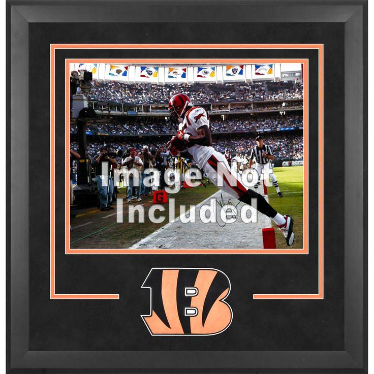 "Cincinnati Bengals Fanatics Authentic 16"" x 20"" Deluxe Horizontal Photograph Frame with Team Logo - $143.99"