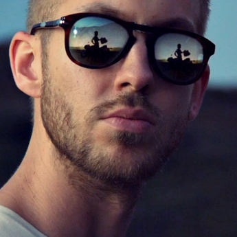 Calvin Harris - recently he's become a bit of an obsession of mine!