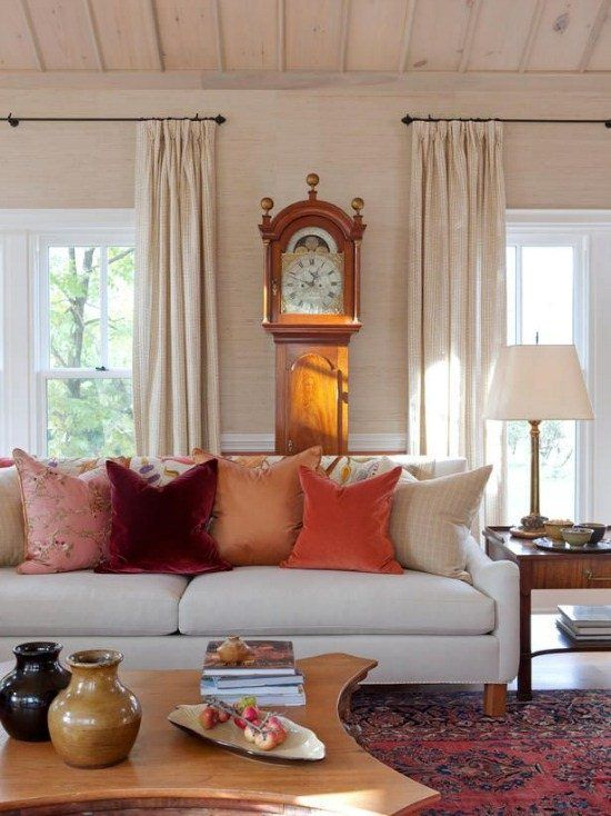 Cozy Family Room Ideas Part - 46: Cozy Fall Decorating Tips