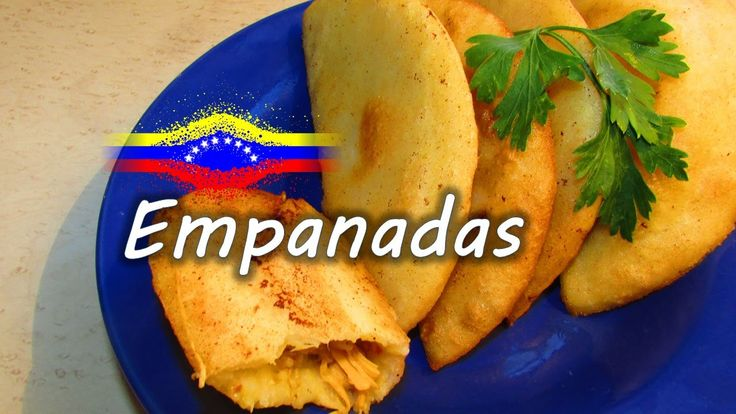 Venezuelan Food Empanada Recipes