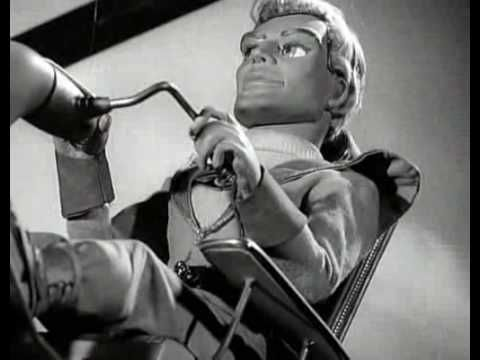 R.I.P. Gerry Anderson  Fireball XL5  - Start  & Theme Song