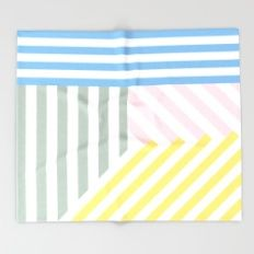 Sailing Throw Blanket