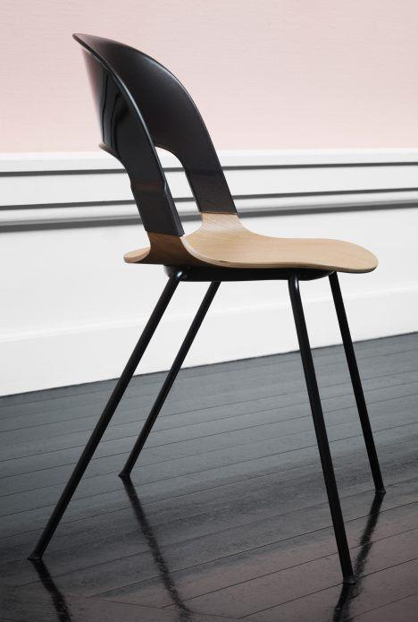 Benjamin Hubert Designs Mix And Match Pair Chair For Fritz Hansen