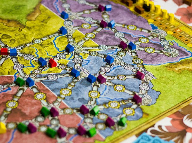 Power Grid | 26 Board Games You Have To Play Before You Die