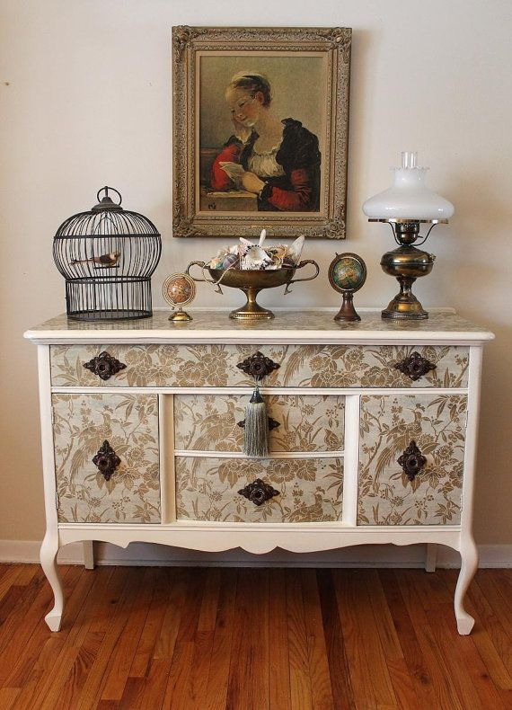 Hey, I found this really awesome Etsy listing at http://www.etsy.com/listing/125093400/french-dresser-buffet-server