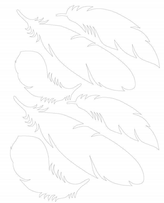 plumes (gabarit en pdf)