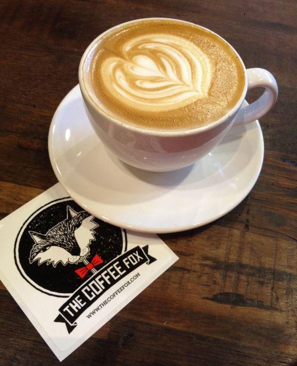 The Coffee Fox Savannah Georgia