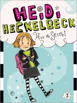 43 best early chapter book series with girl protagonists images on heidi heckelbeck has a secret heidi heckelbeck series 1 fandeluxe Gallery