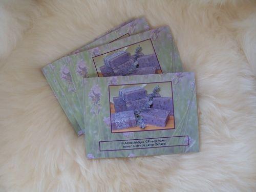 Instructieboekje © Ambachtelijke zeep maken / geschreven en uitgegeven door Creatieve Kunst