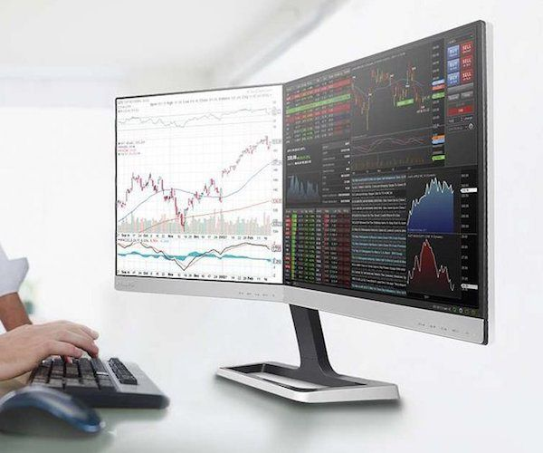 Brilliance Two-In-One #Monitor by Philips thegadgetflow.com… Increase your pro…