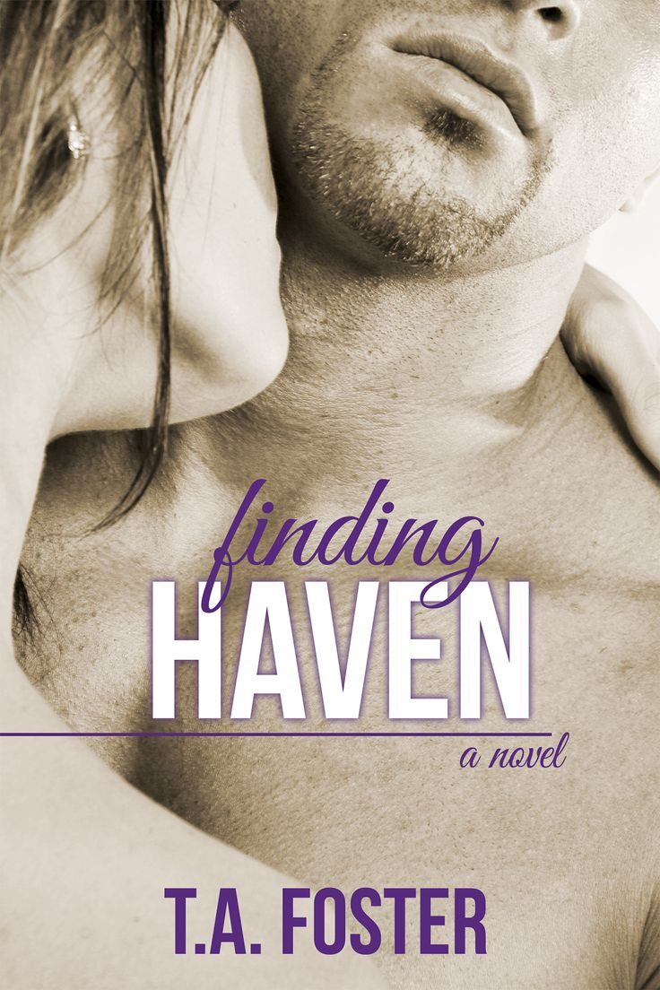 Finding Haven by TA Foster, ebook cover
