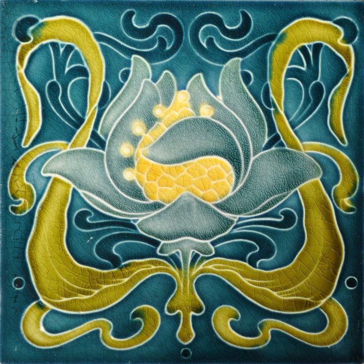 Painting Decorative Tiles 142 Best Beautiful Tiles Images On Pinterest  Art Tiles Art