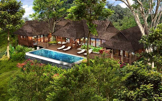 Balinese style home google search balinese style Bali house designs floor plans