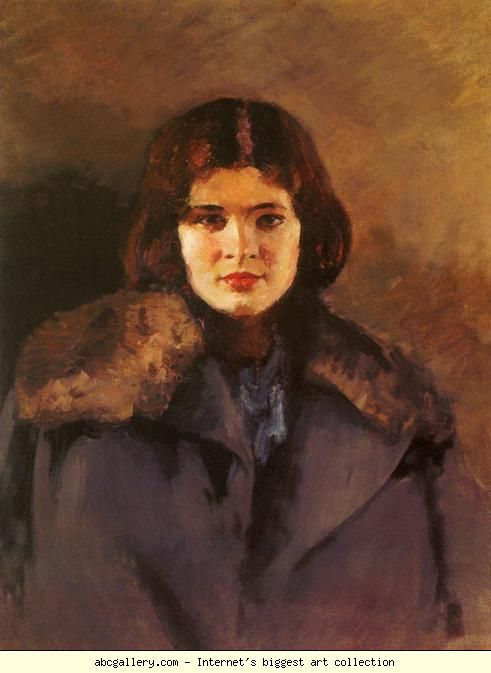 Igor Grabar. Svetlana. Olga's Gallery.