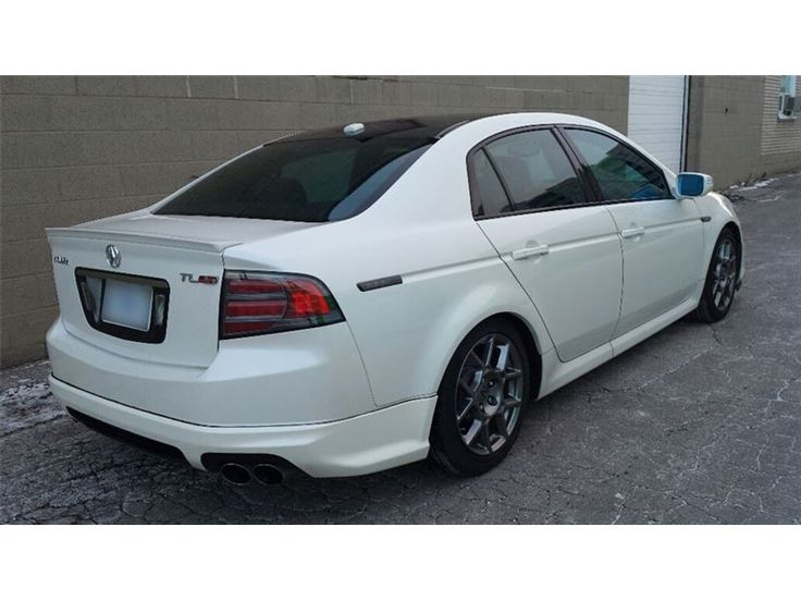 """Car - 2008 Acura TL Type-S in Richmond Hill, ON  $23,995"""