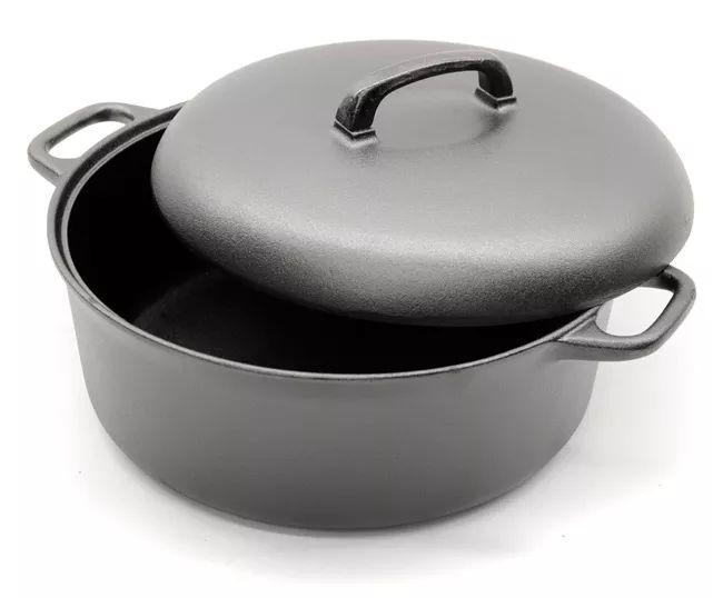 Gense Cast Iron Casserole Dish