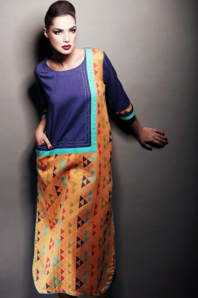 Cynosure Latest Women Wear Outfits 2012 003