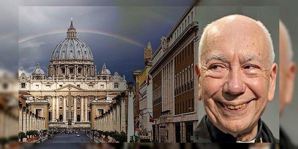 ¿Orgía con drogas en el Vaticano?