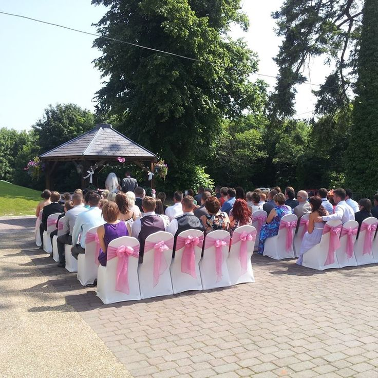 Outside ceremony x