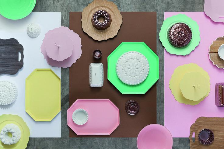 Bakeware, kitchenware, Lampiriinteriors everywhere!