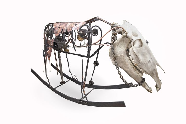 Creation Theory, Exhibition by Tobbe Malm metalArt
