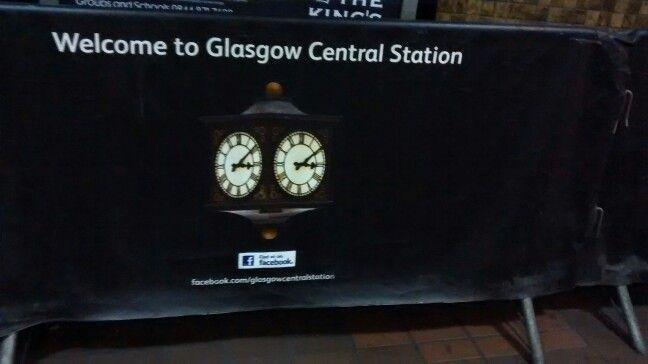 Central Station/ Glasgow - UK 11/2016