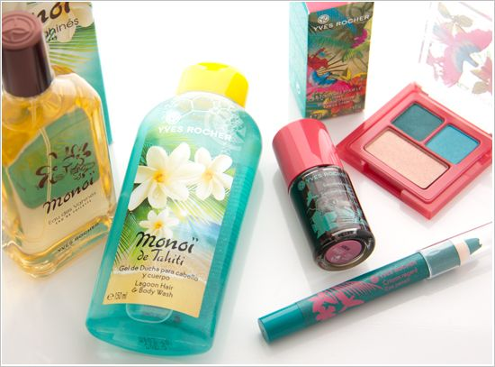 Yves Rocher Retropical  Monoï de Tahiti