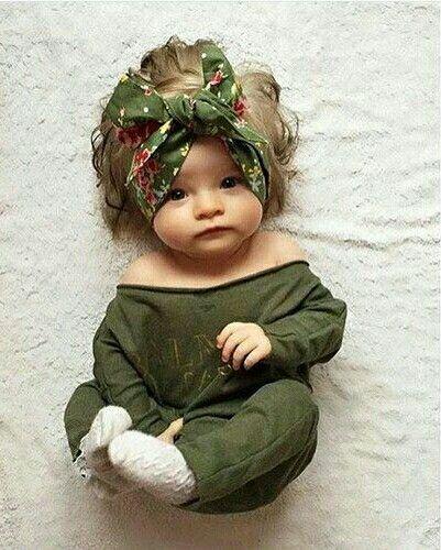 Bohemian baby. Cute